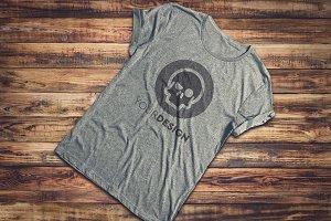 T-Shirt Mock-up #2