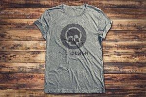 T-Shirt Mock-up #1