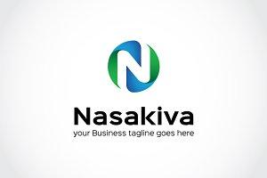 Nasakiva Logo Template