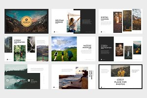 Geneva Travel Keynote Template