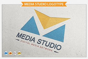 Media Studio Logotype