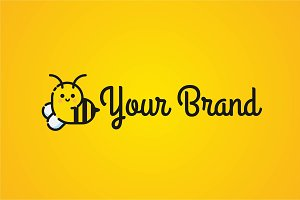 Bee Logotype