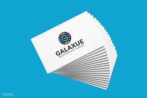 Galactic G Letter Logo