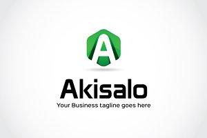 Akisalo Logo Template