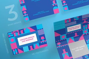 Business Cards | Housing Design