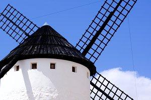 Windmill Cueva Silo