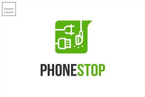 Phone Accessories Logo