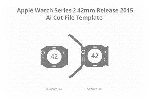 Apple Watch Series 2 42mm Vinyl Skin