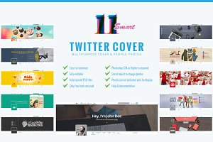 11 Smart Twitter Cover Photo