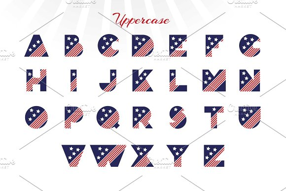 Patriot font family in Display Fonts - product preview 1