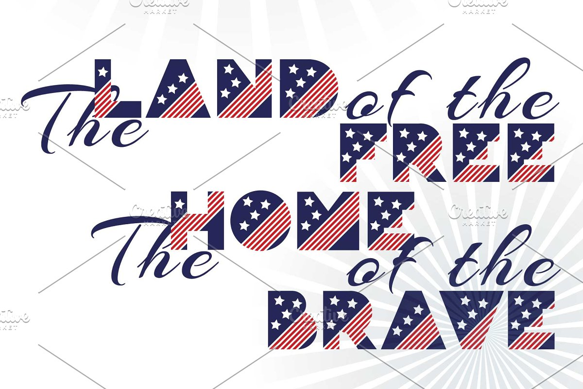 Patriot font family in Display Fonts - product preview 6