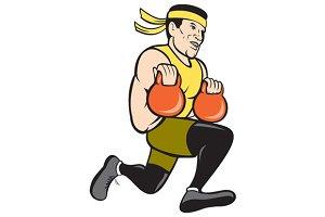 Strongman Runner Kettlebell