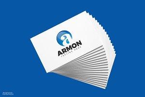 Armon A Letter Logo