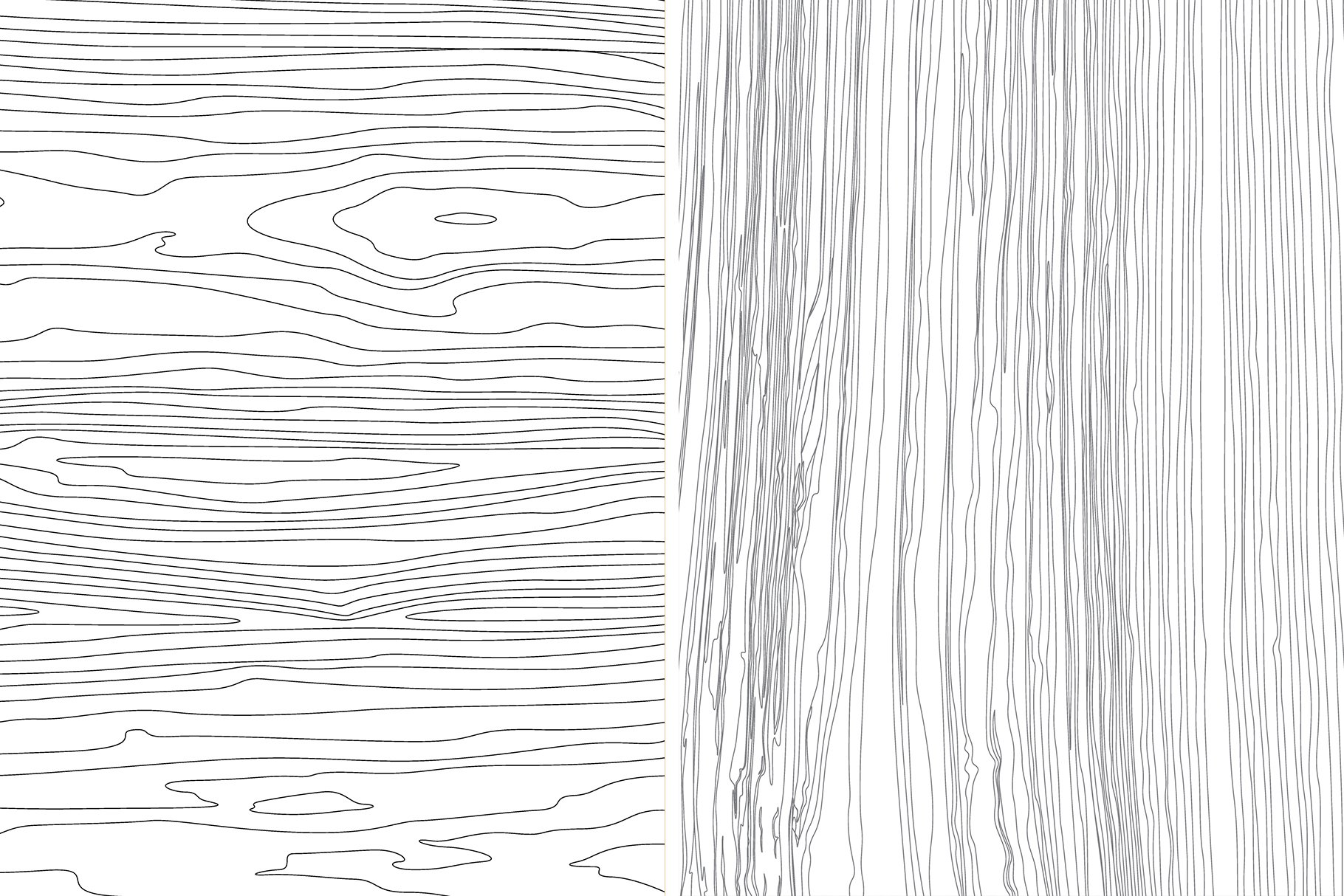 Vector Wood Grain And Textures Creative Daddy