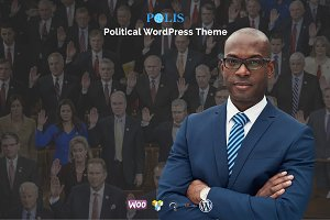 Polis - WordPress Political Theme