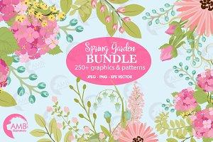 Spring Secret Garden Bundle AMB-2382