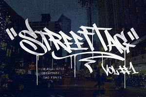 Discover over 600 Graffiti Fonts ~ Creative Market