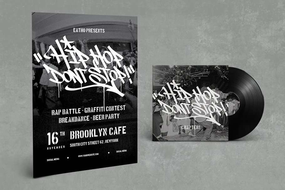 Graffiti Font | Street Tag Vol1 in Display Fonts - product preview 3