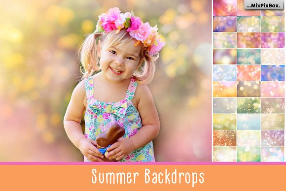 Summer Backdops