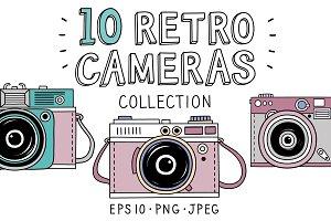 10 Retro photo cameras ♥
