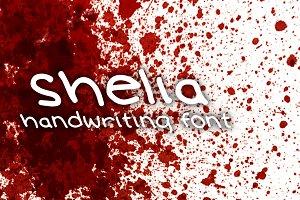 Murderino 2 Shelia Killer Font