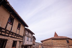 Medieval village of Calatanazor in S