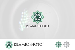Muslim Islamic Photography Logo