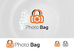 Photo Bag Camera Sale Logo