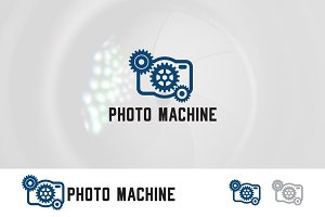 Photo Gear Image Machine Service Log