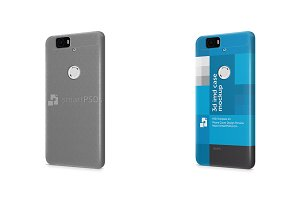 Google Nexus 6P 3d IMD Mobile Case