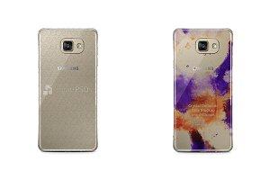 Galaxy A7 2016 3d Crystal Case