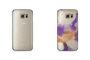 Samsung Galaxy S6 3d Crystal Case