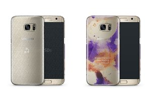 Samsung Galaxy S7 Edge 3d Crystal