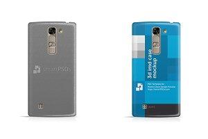 LG G4c 3d IMD Mobile Case Mockup