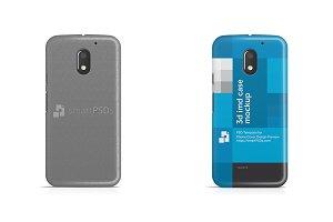 Motorola Moto E3 3d IMD Mobile Case