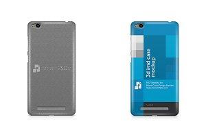Xiaomi Redmi 3s 3d IMD Mobile Case