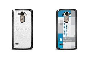 LG G4 Stylus 2d IMD Colored Case