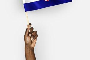 Flag of Republic of Croatia