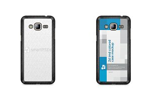 Galaxy J3 2016 2d IMD Colored Case