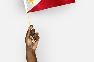 Flag of Republic of the Philippines