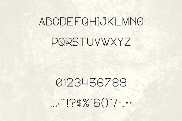 Best Young Rebel Font Duo -50% Vector