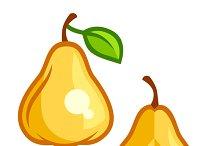 Pears.