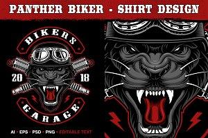 Panther Biker