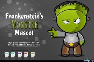 Frankenstein's Monster Mascot