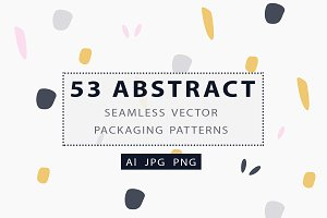 53 Terrazo Patterns For Packaging