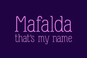 Mafalda - Type Family
