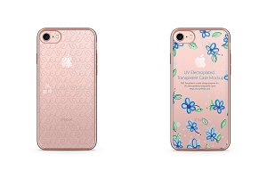 Apple iPhone 7 TPU Electroplated