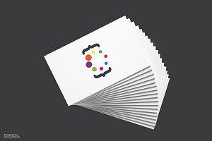 Colorful Code Logo