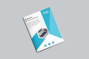 Creative Business Bifold Brochure
