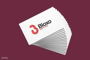 Bioxo B Letter Logo